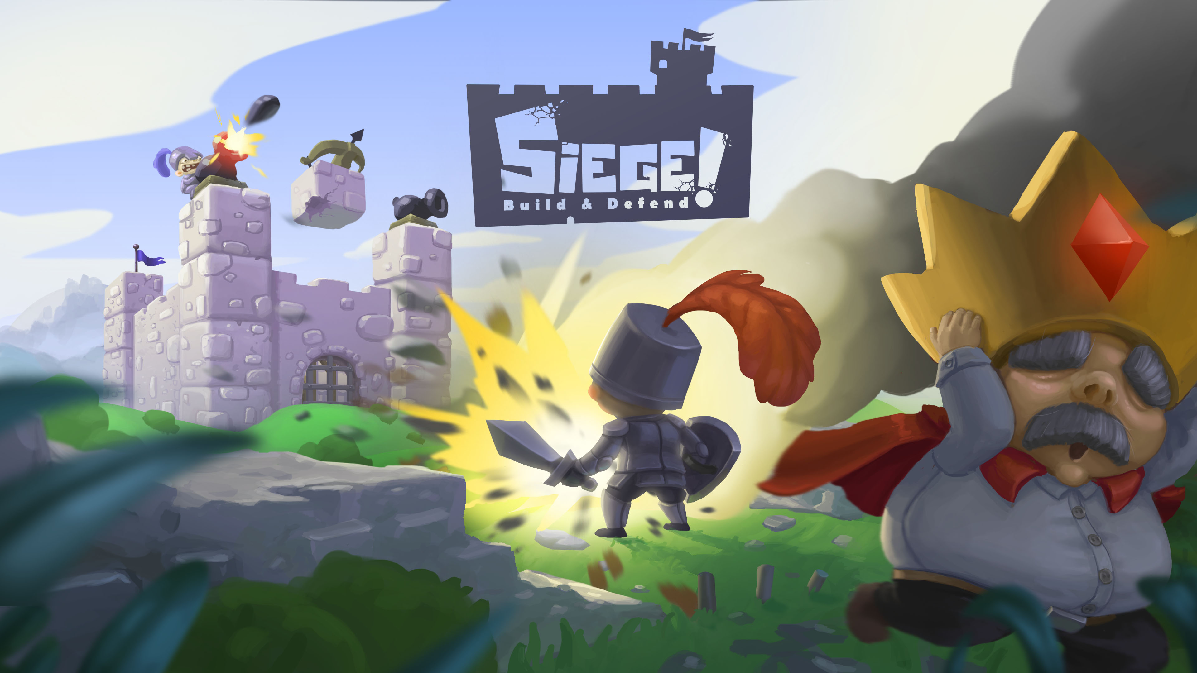 SIEGE! by 2nd Studio